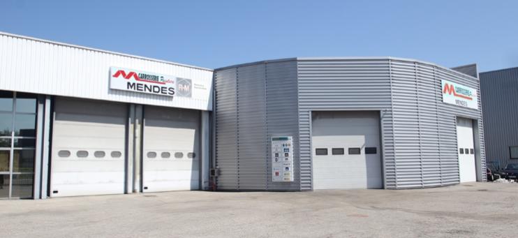 Carrosserie mendes peinture et carrossserie accueil for Bon garage chambery
